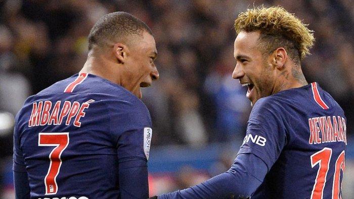 Jadwal Liga Champion Rabu hingga Kamis Dini Hari WIB, Neymar Boleh Bangga Atas Torehan Mentereng PSG