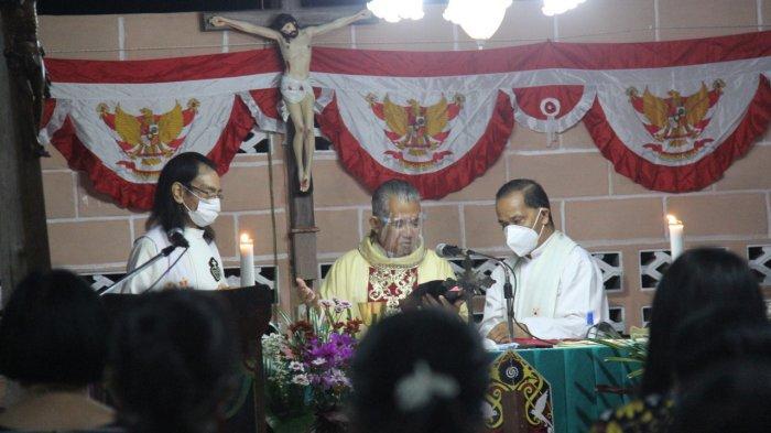 Uskup Agung Pontianak, Mgr Agustinus Agus: Saya Prihatin dengan Ilmu Kebal