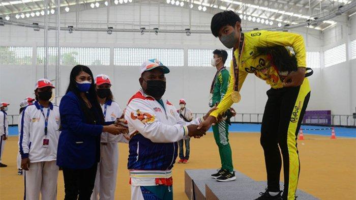 UPDATE Perolehan Medali PON Papua 2021 Senin 27 September, Papua Ditempel Bali