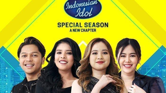 Melisa Out Hasil Indonesian Idol Semalam dan Profil Top 3 Indonesian Idol Berebut Tiket Grand Final