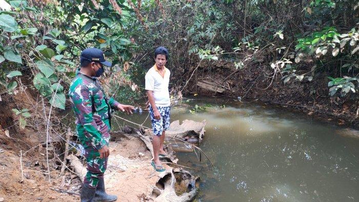 Satgas TMMD Permudah Akses Air Bersih Warga Desa Tolok