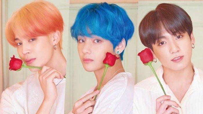 Member BTS Kembali Dominasi Peringkat Boyband K-Pop Terpopuler April Ini, Jimin & V Betah di Puncak!