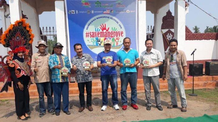 Bank Indonesia Kalbar Meriahkan Mempawah Mangrove Festival