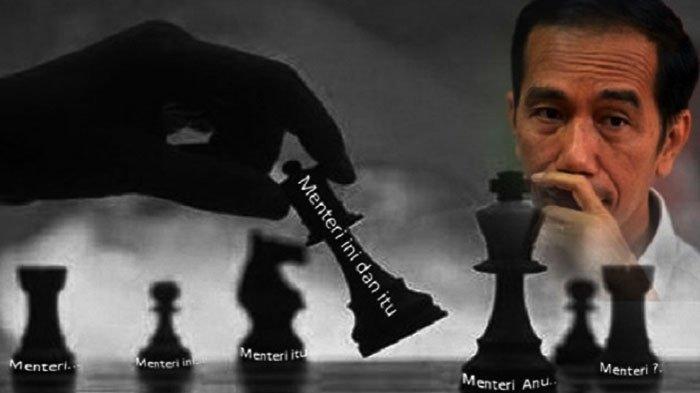 Kabinet Jokowi Jilid 2 - Daftar 12 Orang Sudah Menghadap ke Istana, Bupati Cantik Tak Jadi Menteri?