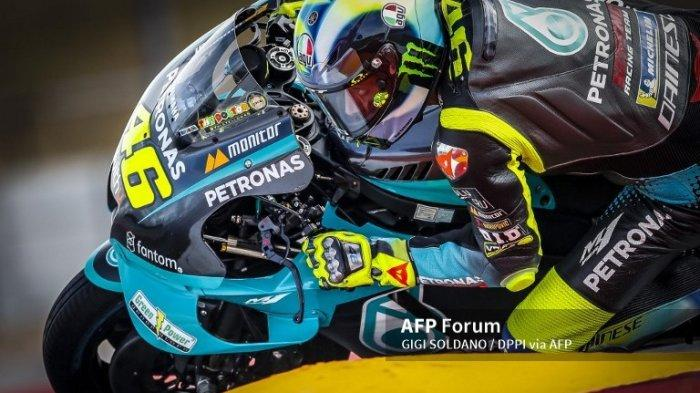 Mendadak Berubah! Valentino Rossi Batal Pensiun dari MotoGP Tahun Ini?
