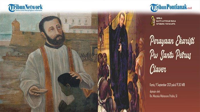 Mengenang Santo Petrus Klever Imam Yesuit dari Spanyol, Orang Kudus Katolik 9 September 2021