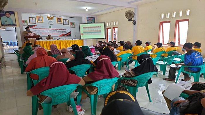 BPD Tebas Kuala Laksanakan Sidang Paripurna LKPPD Tahun Anggaran 2020