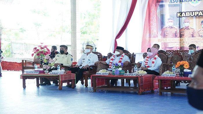 APDESI Kabupaten Mempawah Gelar Rapat Koordinasi Tahun 2021