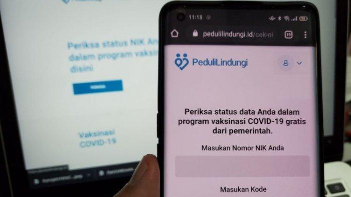 SYARAT Naik KRL Terbaru Bulan September 2021 dengan Menggunakan Aplikasi PeduliLindungi