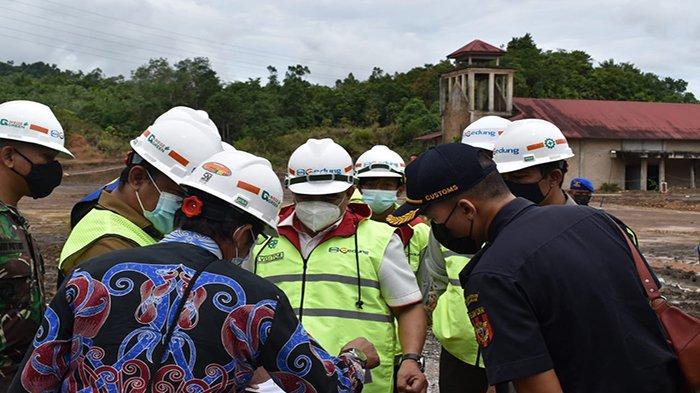 Tim Kemenko Polhukam RI Apresiasi Kinerja Pemda Bengkayang Bangun PLBN Jagoi Babang
