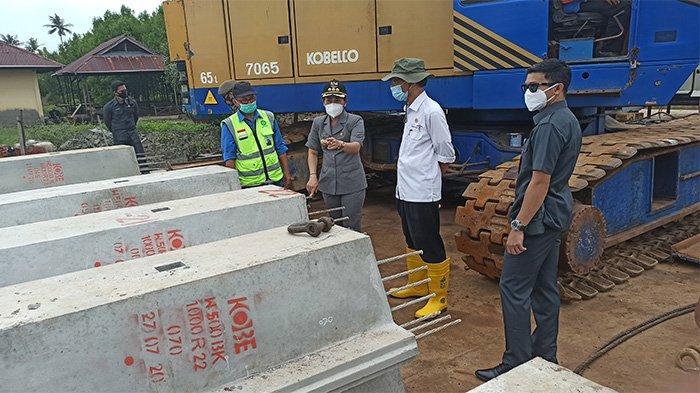 Wali Kota Singkawang Tjhai Chui Mie Targetkan Promenade Kuala Rampung Dalam 300 Hari
