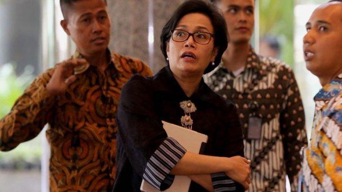 UTANG INDONESIA Tembus Rp 5.868 Triliun, Sri Mulyani: Kita Bisa Debat, Jangan Pakai Benci & Kasar