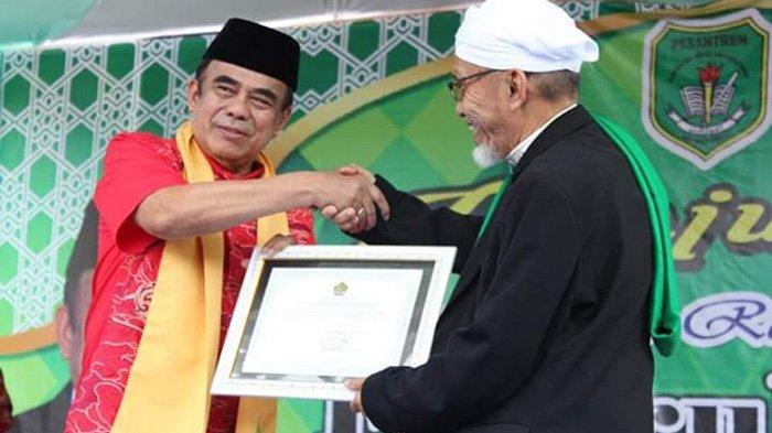 Menteri Agama RI Berkunjung ke Ponpes Ushuludin Singkawang