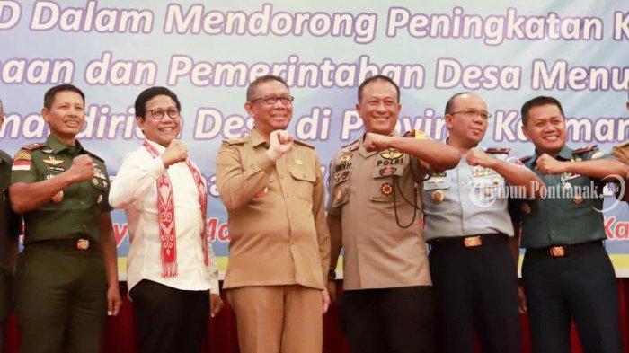 Kodam XII Tanjungpura Adakan Berbagai Kegiatan Dukung Desa Mandiri