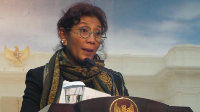 Ketika Susi Pudjiastuti Memohon kepada Presiden Jokowi dari Lubuk Hati Terdalam