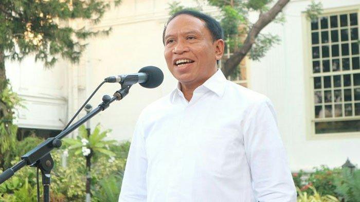 SEPAK TERJANG Menpora Zainudin Amali, Pernah Terseret Kasus Korupsi yang Jerat Ketua MK Akil Mochtar