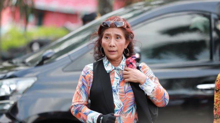 Daftar Calon Menteri Kabinet Jokowi - Maruf Amin: Susi Pudjiastuti Dipanggil Hari Ini?