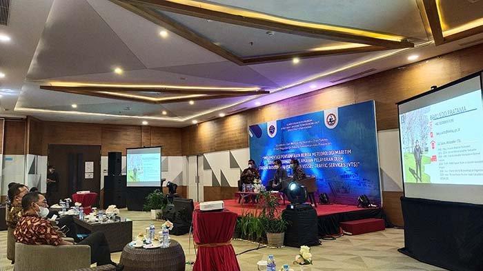 Direktorat Kenavigasian Gelar Mentoring dan Sosialisasi Penyampaian Berita Meteorologi Maritim
