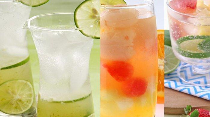 MENU Sahur dan Buka Puasa Ramadhan, 6 Resep Minuman Segar Menambah Energi Tubuh