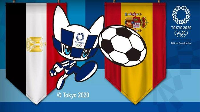 SKOR Spanyol vs Mesir Hari Ini Update di Link Live Score Olimpiade Tokyo 2021