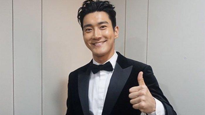 CARA Unik Siwon Super Junior Beri Semangat Penggemar di Indonesia untuk Lawan Virus Corona