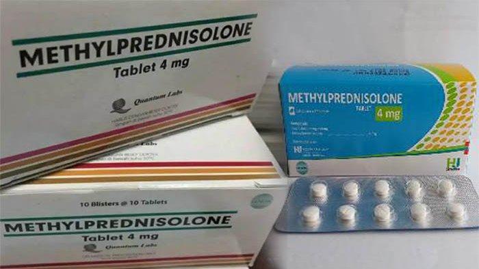 Methylprednisolone Obat Apa ? Cek Dosis Pemakaian dan Efek Sampingnya