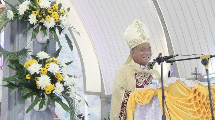 Surat Gembala APP Keuskupan Agung Pontianak 2021: Semakin Beriman Semakin Miliki Roh Kesetiakawanan