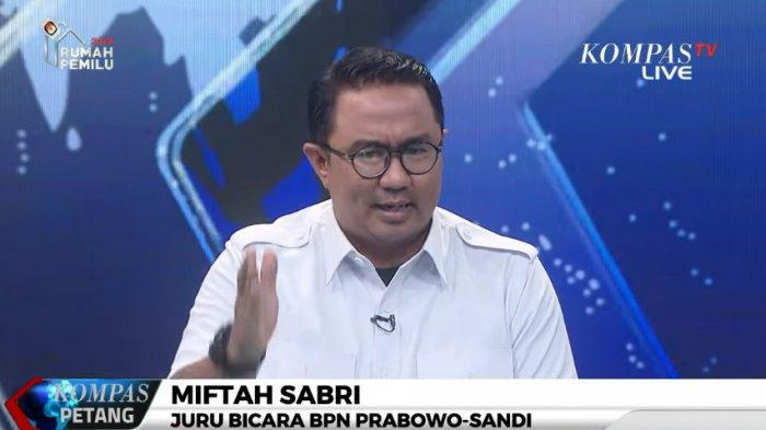 BPN Prabowo-Sandiaga : Tidak Ada Penggiringan Opini! Jokowi Angkat Bicara Soal Bambang Widjojanto