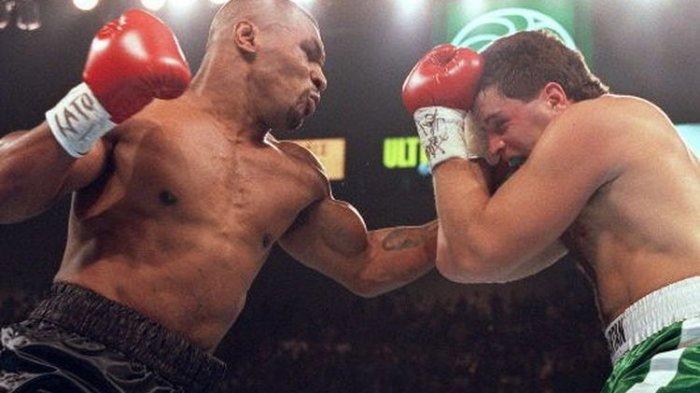 Jadwal Tinju Mike Tyson vs Roy Jones Jr, Siaran Langsung di TV Online BT Sport dan Triller