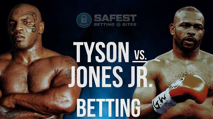 Jadwal Tinju Mike Tyson vs Roy Jones Jr & Prediksi Mike Tyson Vs Roy Jones | Rekor Tyson Vs Jones