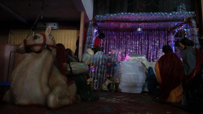 Jadwal Misa Malam Natal dan Natal di Kabupaten Kayong Utara Kalimantan Barat