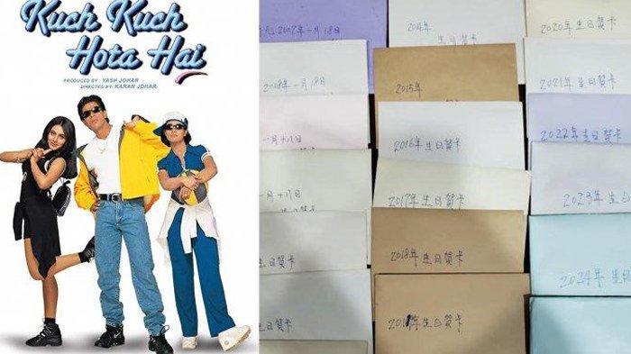 Kisah Ayah Mirip di Film Bollywood Kuch Kuch Hota Hai, Sebelum Meninggal Tulis Surat Buat Putrinya