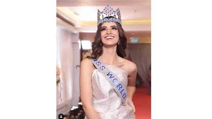 Miss World Vanessa Saksikan Langsung Malam Puncak Pemilihan Miss Indonesia 2019