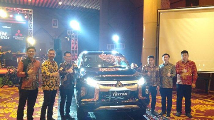 MMKSI Perkenalkan Mitsubishi New Triton di Kota Pontianak