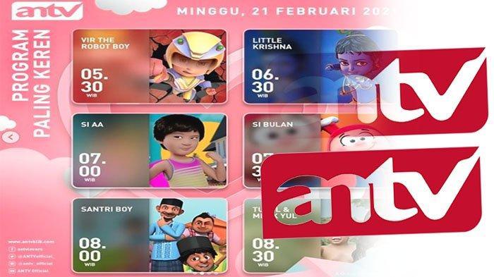 MIVO.COM ANTV Tayangan Kulfi ANTV Hari Ini 21 Februari 2021, Cek Link Streaming ANTV Live | UseeTv