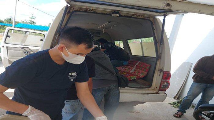 Senggol Pengaman Besi Truk Saat Menyalip, Dua Warga Kupan Jaya Meninggal di Jalan