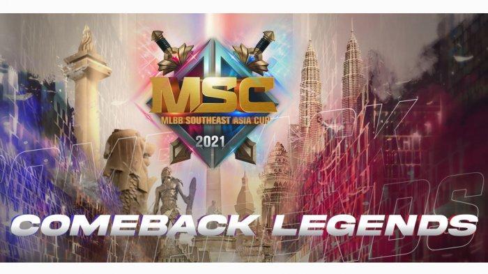 Update Klasemen MSC 2021 dan Jadwal MSC Hari Ini Rabu 9 Juni 2021: EVOS Amankan Tiket Upper Bracket