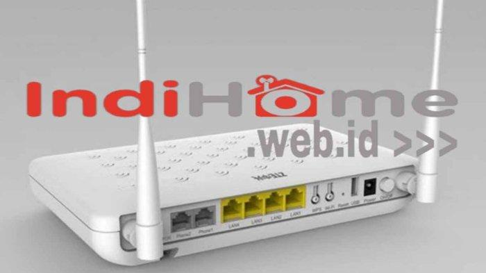 KODE Indihome Ganti Nama atau Pasword Sesuai Merk Modem, Demi Keamanan Wifi Rumah