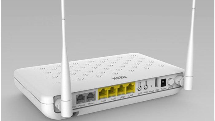 Cara Koneksi HP ke Modem Wifi Indihome Tanpa Password