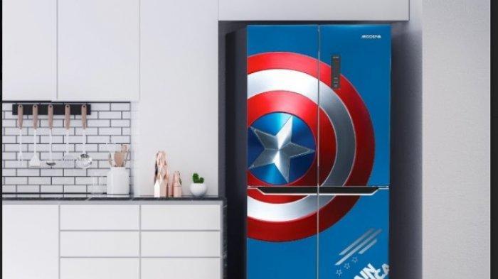 Terinspirasi Pahlawan Marvel, Modena Hadirkan Produk Home Appliances dengan Desain Eksklusif