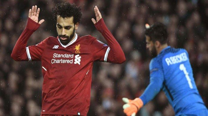 Mohamed Salah Show, Ini Video Aksi Cemerlangnya dan Gol ke Gawang AS Roma