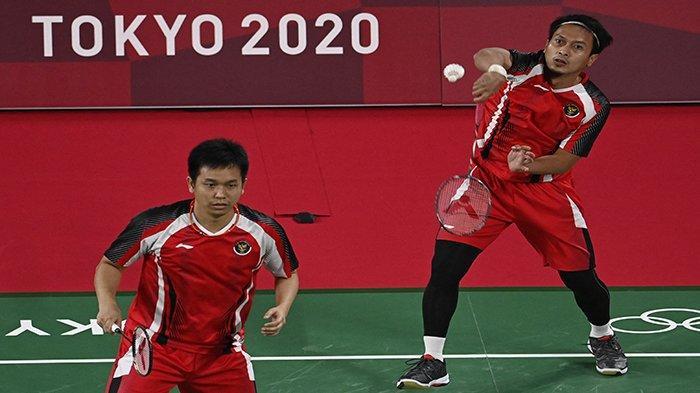 JAM Tayang Badminton Olimpiade Tokyo 2021 Selasa 27 Juli Live TVRI, Indosiar, Vidio