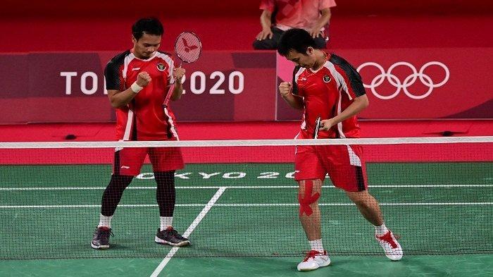 LIVE Score Badminton Olympic Tokyo Hari Ini Kamis 29 Juli Ada Jojo, Ginting hingga Viktor Axelsen