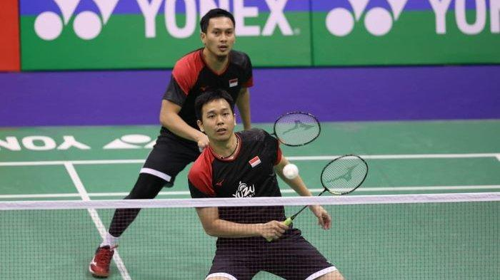 Jadwal Final Hong Kong Open 2019 - Ahsan/Hendra vs Choi/Seo & Anthony Sinisuka Ginting vs Lee Cheuk