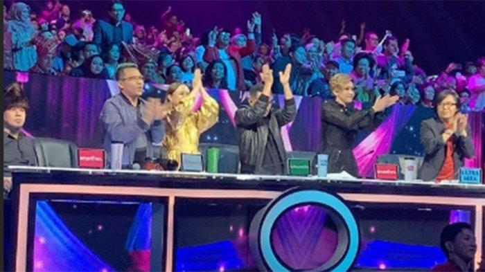 Momen Maia Estianty Bertemu Ahmad Dhani di Kursi Juri Indonesian Idol X Jadi Sorotan: Biasa Aja