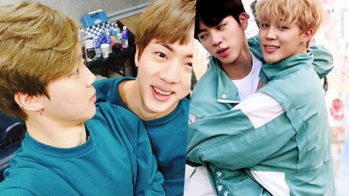 Momen Seru Member Grup K-Pop Cowok Bertingkah Konyol Seperti 'Tom And Jerry', Ada Jin dan Jimin BTS!