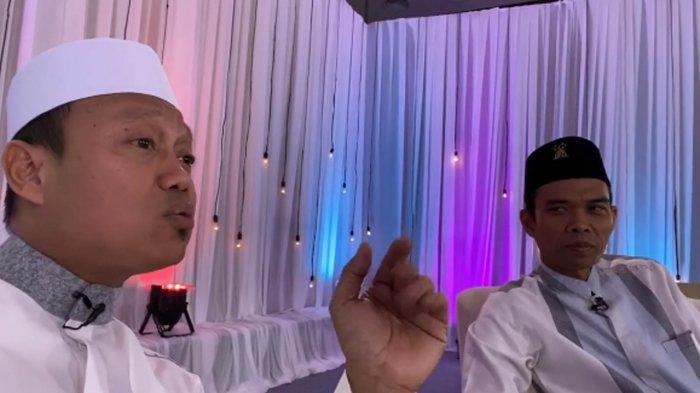 Momen Ustadz Abdul Somad dan Ustadz Das'ad Latif Bertemu, Ada Pesan Penting yang Disampaikan