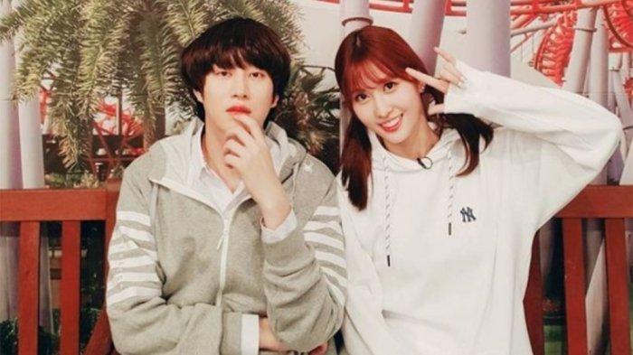 Momo TWICE dan Heechul Super Junior Resmi Berpacaran, Terungkap Pernah Terciduk Bersama 2017 Silam