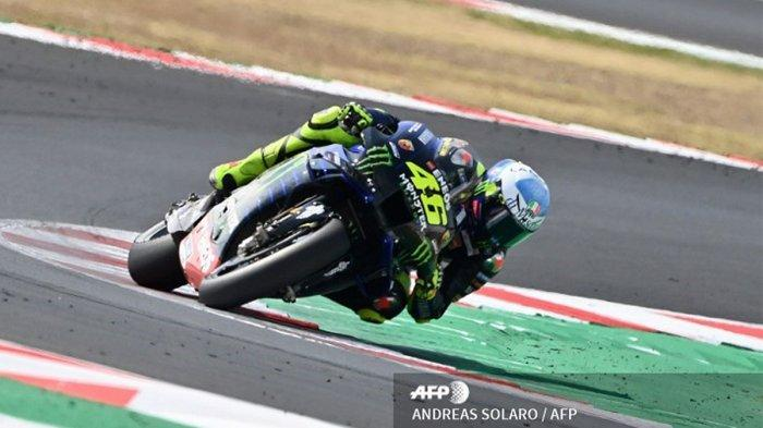 TUNTAS Hasil Kualifikasi MotoGP Catalunya 2020! Morbodelli Pole Position, Valentino Rossi Posisi 3