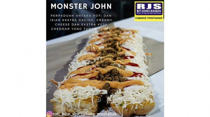 Ingin Cicipi Roti Unik Khas Surabaya, Ini Tempatnya di Pontianak